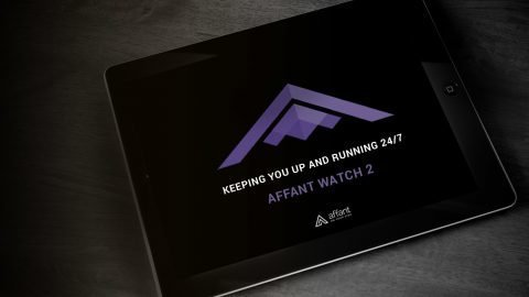 Check Out Our AffantWatch 2 Network Monitoring System