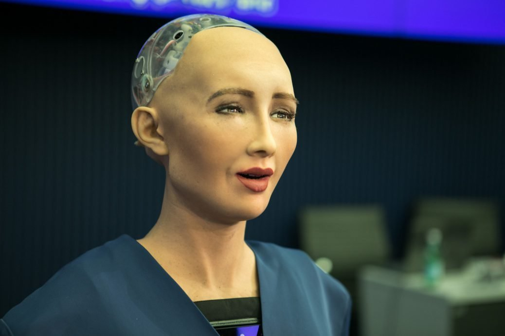 sofia-humanoid-robot