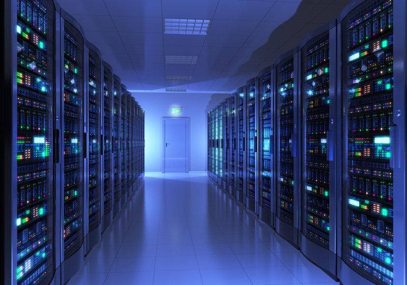 it-server-room