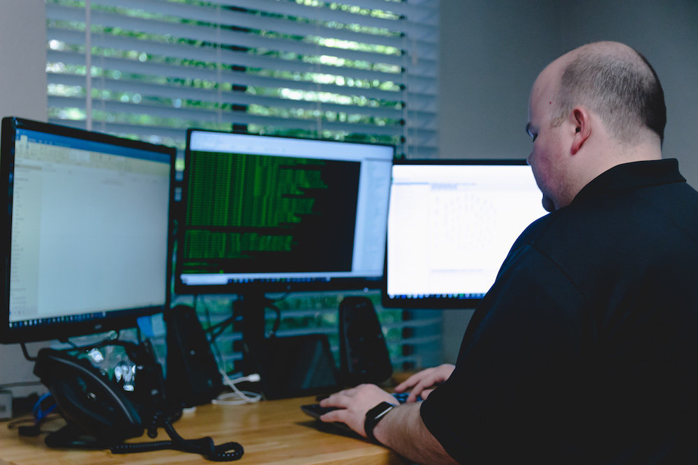 Monitoring blog